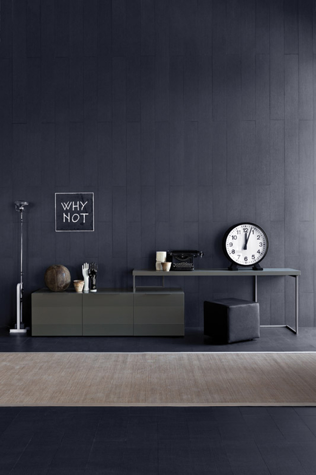 Black Decor: Decorare casa con il nero