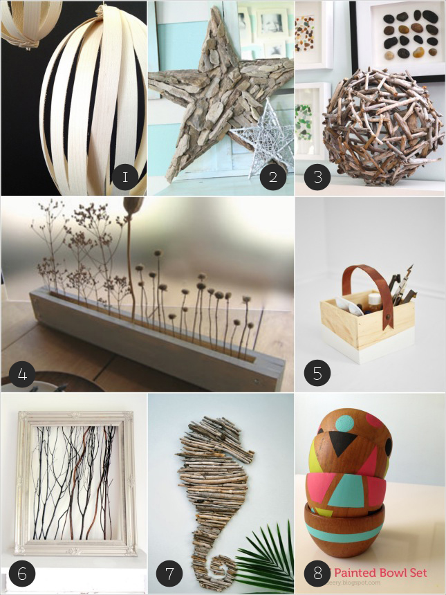 September craft decorare con il legno inspire we trust - Decorare il legno ...