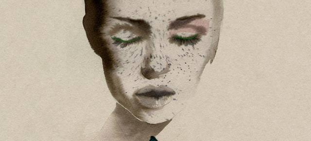 Gli acquerelli di Cecilia Carlstedt