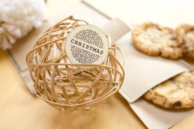 Christmas craft: Diy sacchetti dolci last minute
