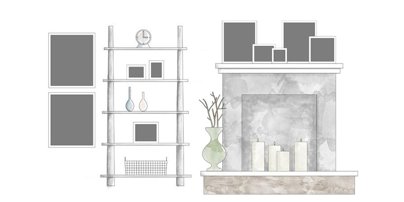 Come decorare le pareti di casa inspire we trust for Decorare le case