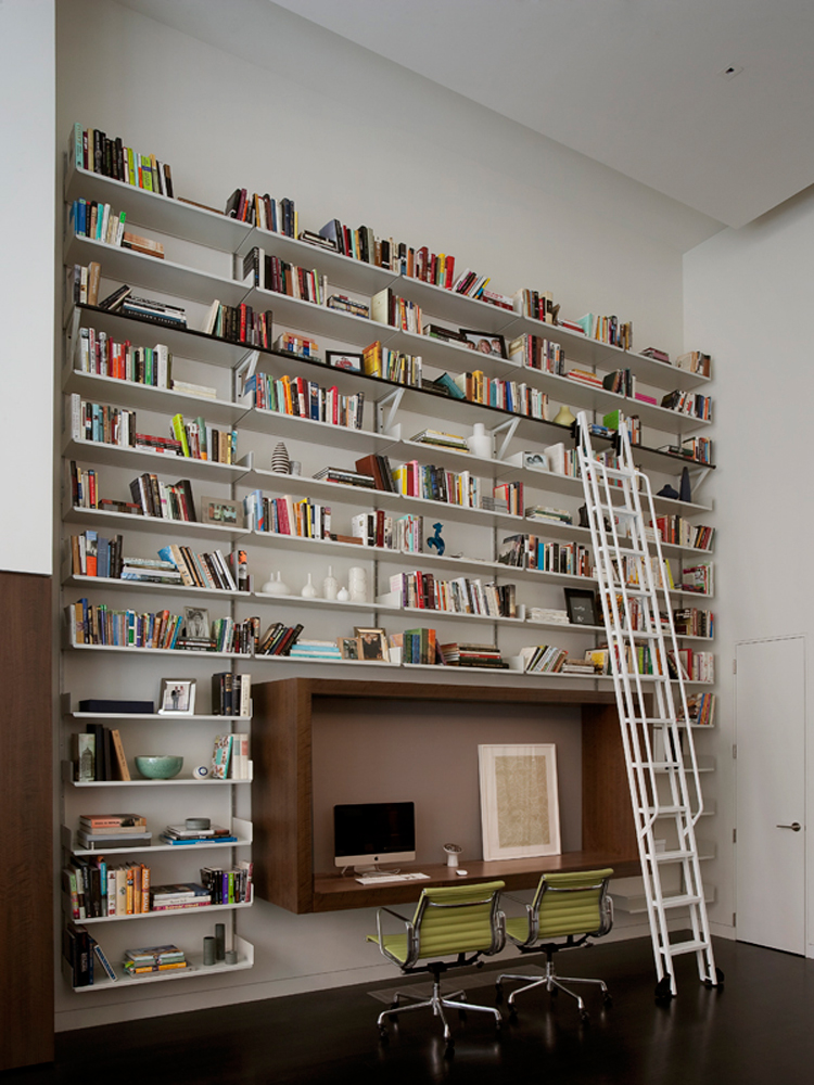 Interior Inspiration: librerie di design + bonus DIY | InspireWeTrust