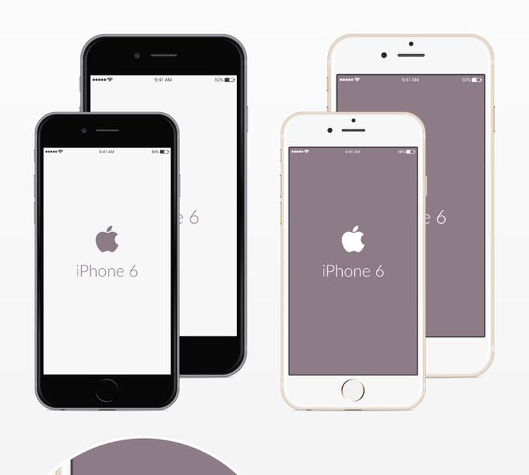 Как в айфоне 6 сделать фон