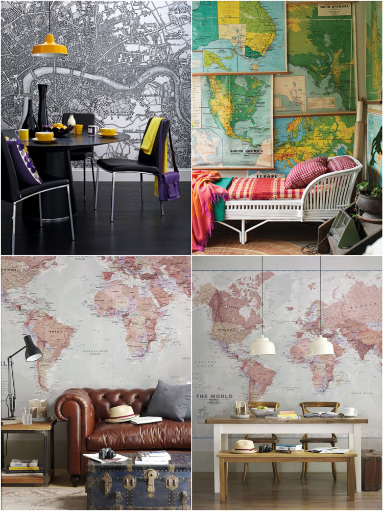 6 idee interessanti per l'arredamento d'interni | inspir wetrust - Arredamento Interior Design