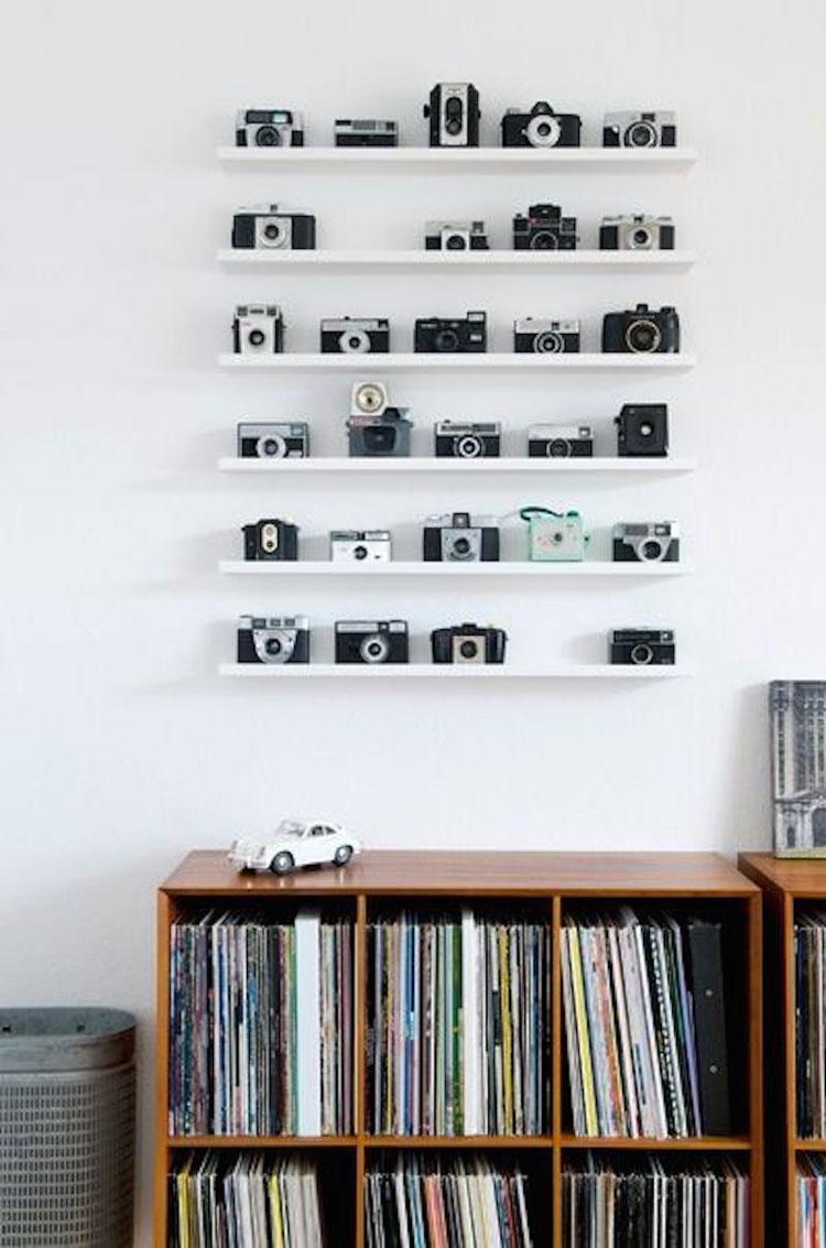 5 idee creative per decorare le pareti inspire we trust for Oggetti moderni per la casa