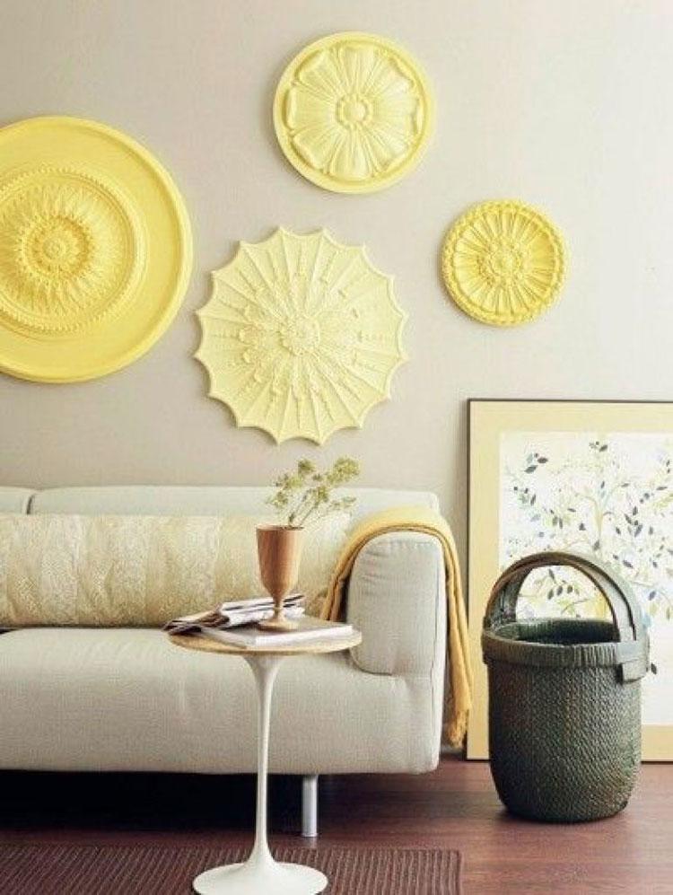 per decorare le pareti: in questo post voglio mostravi come decorare ...