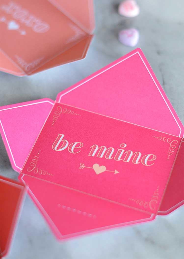 buste personalizzate per san valentino