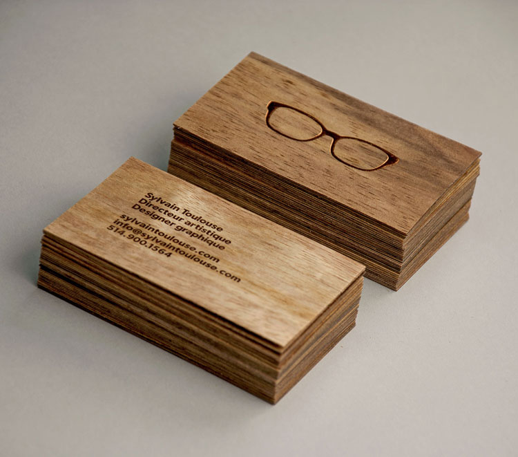 29 innovative woodworking business card ideas egorlin cool wood business cards wood business cards with beautiful appearance for reheart Choice Image