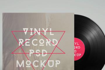 14 Free music mockup per i tuoi progetti