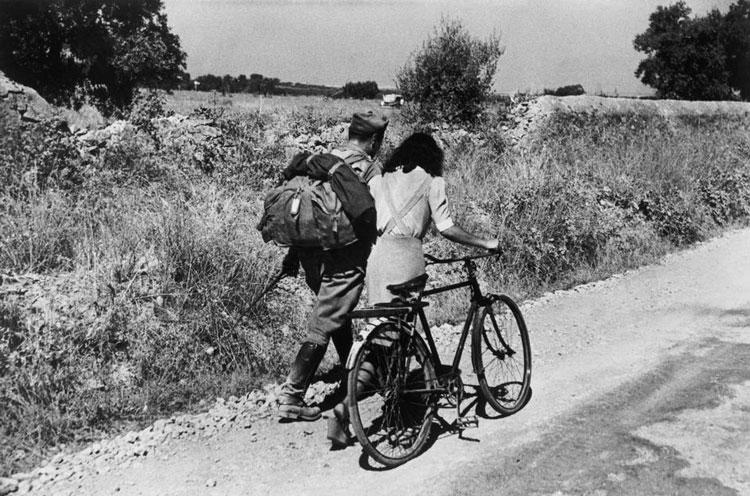 Robert Capa in italia - Mostra fotografica
