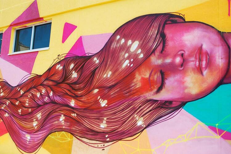 Arte e violenza: Panmela Castro