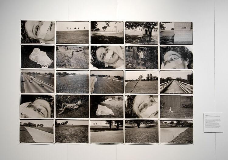 Arte e violenza: Patricia Evans